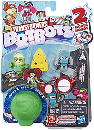 Transformers Botbots Series 2 - Music Mob (ver. 3)