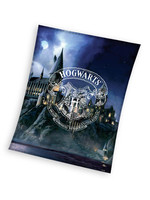 Harry Potter - Hogwarts Fleece Blanket - 150 x 200 cm