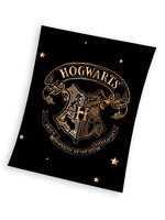 Harry Potter - Hogwarts Crest Fleece Blanket - 150 x 200 cm