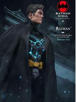 Batman Ninja - Batman Deluxe Ver. My Favourie Movie Action Figure - 1/6