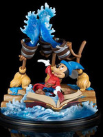 Disney Fantasia - Sorcerer Mickey Q-Fig