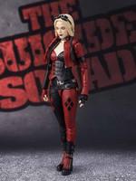 Suicide Squad - Harley Quinn (Red/Black) - S.H. Figuarts