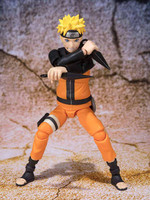 Naruto Shippuden - Naruto Uzumaki (Best Selection)(New Package) - S.H. Figuarts