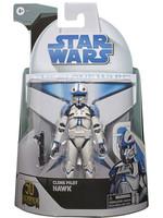 Star Wars Black Series: The Clone Wars - Clone Pilot Hawk