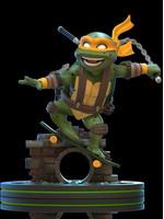 Teenage Mutant Ninja Turtles - Michelangelo Q-Fig