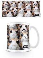 Star Wars Episode VIII - Many Porgs Mug