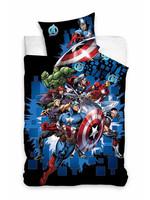 Marvel - Avengers Duvet Set - 160 x 200 cm