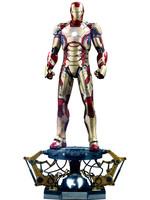 Iron Man 3 - Iron Man Mark XLII Deluxe Version - 1/4