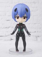 Evangelion: 3.0+1.0 - Tentative Name: Rei Ayanami - Figuarts mini