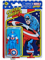 Marvel Legends Retro Collection - Captain America