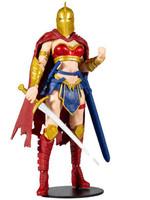DC Multiverse - LKOE Wonder Woman with Helmet of Fate