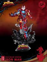 Marvel Comics - Maximum Venom: Iron Man (Special Edition) D-Stage Diorama