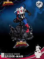 Marvel Comics - Maximum Venom: Spider-Man (Special Edition) D-Stage Diorama