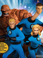 Marvel - Fantastic Four Deluxe Steel Box Set - One:12