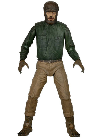 Universal Monsters - Ultimate  Wolf Man
