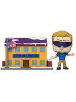 Funko POP! Town: South Park: The Stick of Truth - SP Elementary with PC Principal