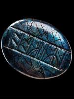 The Hobbit The Desolation of Smaug - Kili's Rune Stone Replica - 1/1
