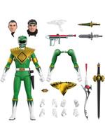 Mighty Morphin Power Rangers Ultimates - Green Rangers