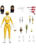 Mighty Morphin Power Rangers Ultimates - Yellow Ranger