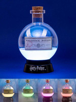 Harry Potter - Polyjuice Potion Colour-Changing Mood Lamp - 14 cm