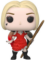 Funko POP! Movies: The Suicide Squad - Harley Quinn (Damaged Dress)