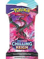 Pokémon - Sword & Shield 6 - Chilling Reign Sleeved Booster