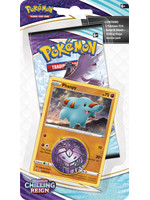 Pokémon - Sword & Shield 6 - Chilling Reign Checklane Blister - Phanpy
