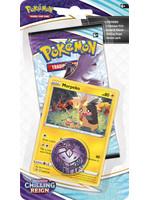 Pokémon - Sword & Shield 6 - Chilling Reign Checklane Blister - Morpeko