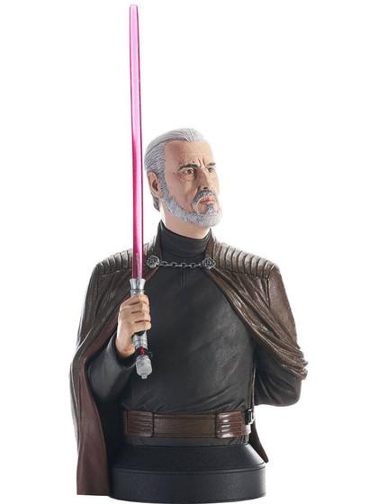 Star Wars Episode III - Count Dooku Bust - 1/6