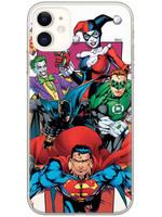 DC Comics - Justice League Transparent Phone Case