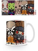 Marvel Comics - Kawaii Guardians Mug