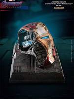 Avengers: Endgame - Battle Damaged Iron Man Mark 50 Helmet