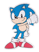 Sonic the Hedgehog - Sonic Jigsaw Puzzle (250 pieces)
