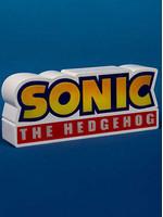 Sonic the Hedgehog - Logo LED-Light
