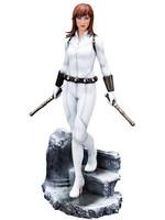 Marvel Universe - Black Widow (White Costume) Limited Edition ARTFX - 1/10