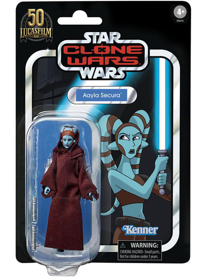 Star Wars The Vintage Collection - Aayla Secura