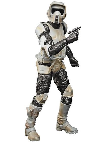 Star Wars Black Series - Carbonized Scout Trooper