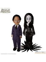 The Addams Family - Living Dead Dolls Gomez & Morticia