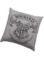 Harry Potter - Hogwarts Cushion Gray