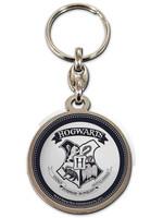Harry Potter - Hogwarts Shield Metal Keychain