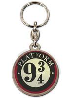 Harry Potter - Platform 9 3/4 Metal Keychain