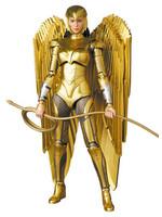 Wonder Woman  - Wonder Woman Golden Armor Ver MAF EX