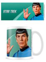 Star Trek - Spock Mug Green