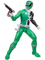 Power Rangers Lightning Collection - S.P.D. Green Ranger