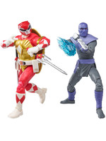 Power Rangers x TMNT Lightning Collection - Foot Soldier Tommy & Morphed Raphael