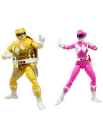 Power Rangers x TMNT Lightning Collection - Morphed April O'Neil & Michelangelo