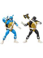 Power Rangers x TMNT Lightning Collection - Morphed Donatello & Morphed Leonardo