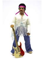 Jimi Hendrix - Woodstock Flocked