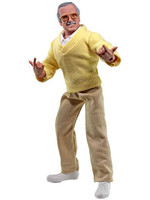 Marvel - Stan Lee with Web Hands Retro Action Figure