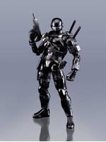 G.I. Joe Furai Plastic Model Kit - Snake Eyes